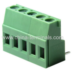 China pcb connector terminal