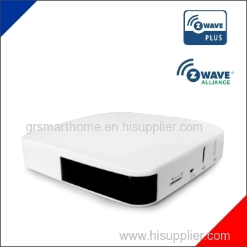 z -wave smart home system z-wave controller(server gateway)