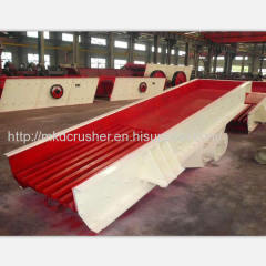Vibrating Feeder Before Jaw Crusher