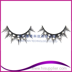 Hot sale good quality fashion diamond eyelash