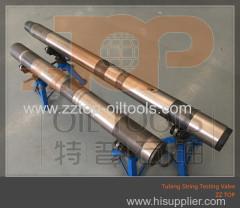Oilfield Well Testing DST Tubing string testing valve Drill stem testing TST Valve