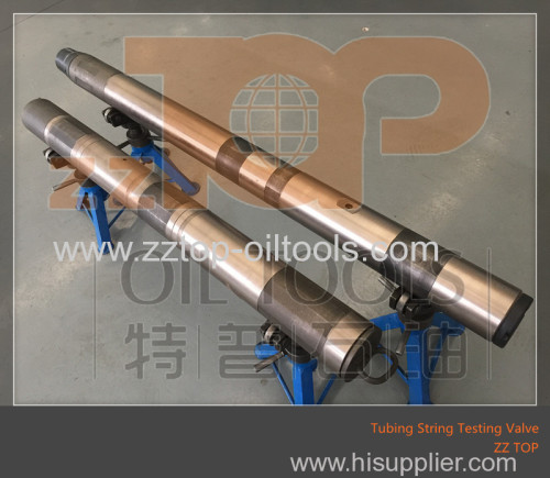 5  Tubing Testing Valve Flapper type for DST Operation in well testing