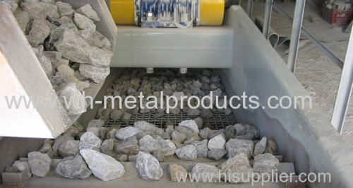 quarry screen wire mesh high impact resistance