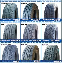 P225/70R15 100T china tires for car