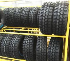 MT 285/75R16 Habilead LTR tires