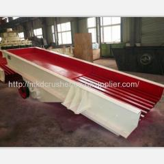 Vibratory Feeder for Stone Crushing Plant