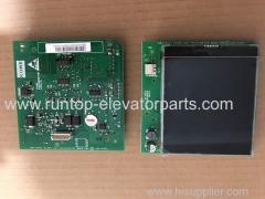 KONE elevator parts indicator PCB KM1368843G01
