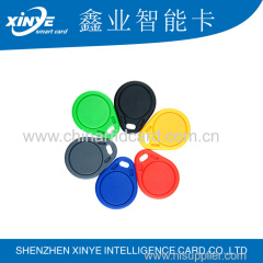 China Wellcore Manufacturer Price Best Quality RFID Key Tag/ Rifd Wristband/NFC Tag