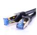 Тест Fluke Cat5e FTP Patch Cord 24AWG 26AWG
