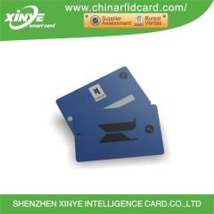 Pvc Mifare Ultralight Ev1 Mitgliedskarte Signatur-Panel