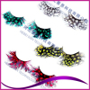 Colorful Gorgeous Party Eyelashes for Ladies