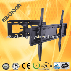 Heavy-duty Full Motion Plasma TV Wall Mount for 32-70 Inch Screens