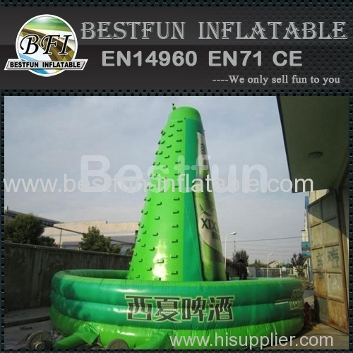 Promotion inflatable climbing sports