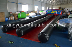 Inflatable bowling lanes price with bowling pins