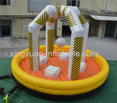 Most popular inflatable wrecking ball for sale