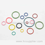 LFGB Certified O-Ring Different Color Rubber O-Ring