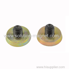 Inserted socked fixing magnets D54 M24