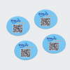 Adhesive NFC Label TOPAZ(512Byte)