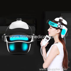 Electric Head&Eye Massager (Helmet Type)