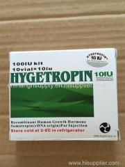 Hygetropin HGH 8IU 10IU Human Growth Hormone