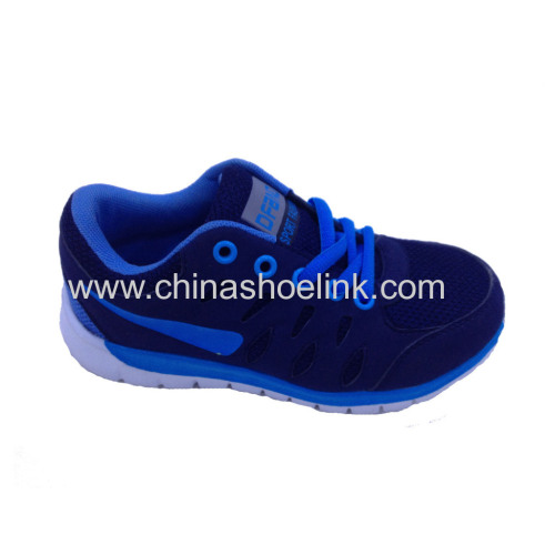 New Fashion Colorful Children Sneaker Sport Casual Shoes Supplier