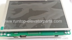 Elevator parts LCD indicator A3N42934 for KONE elevator