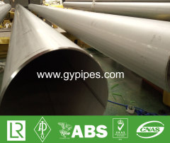 TP321/321H Double Weled Steel Pipe