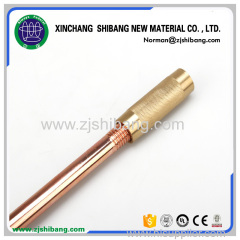 Copper Weld Steel Grounding Rods