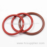 Rubber Encapsulated O-Ring Silicone Encapsulated O-Ring FEP O-Ring