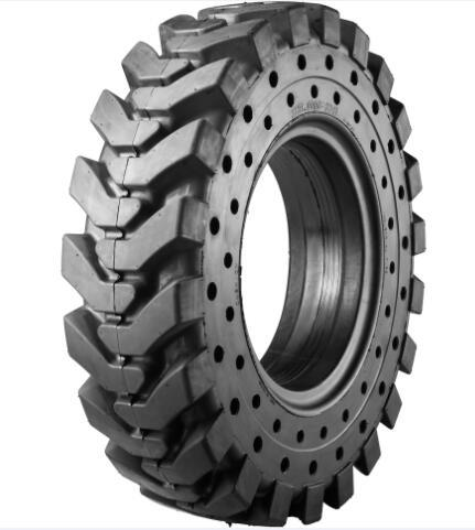 385/65-24 solid no-load forklift tires