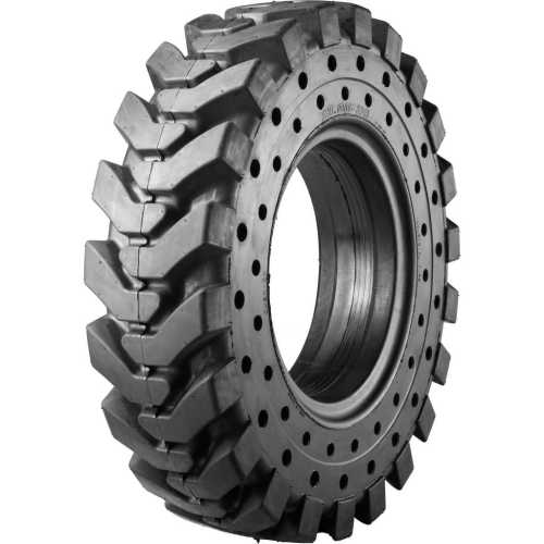 12-16.5 industrial skid steer solid tyre