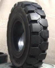 Hot Sale Chinese FactorySolid Forklift Tyres Prices 8.25-12