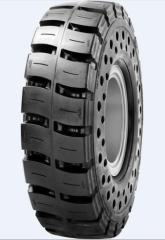 8.15/65-15 solid tires new