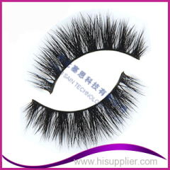 3D Real Mink Fur Eye Lashes High Quality Eye Lashes
