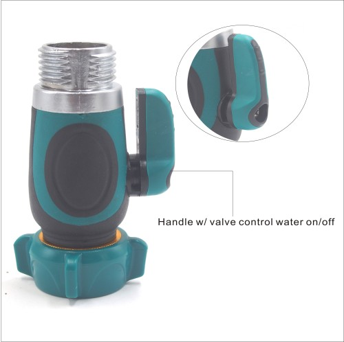 Metal Shut Off Water Hose Vavle