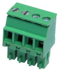 5.0/5.08mm ROHS pluggable terminal block