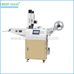 Multifunctional ultrasonic label cutting machine