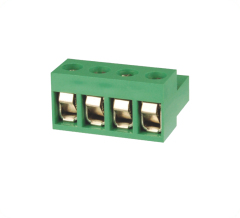 5.08MM female pluggable terminal block