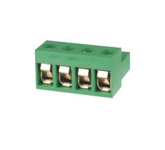 5.08MM female pluggable terminal block