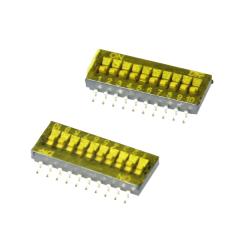 Was ist der DIP-Schalter Pitch 1,27 mm aus Kaifeng elektronischen