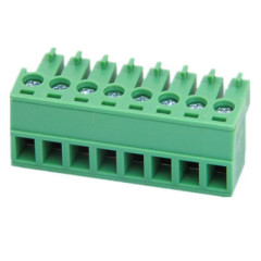 3.5mm Pitch Plug-in Rising Clamp terminal block