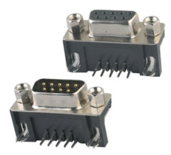 d-sub connector manufactorern distributeur voor connectoren 9P toonhoogte 2.54mm