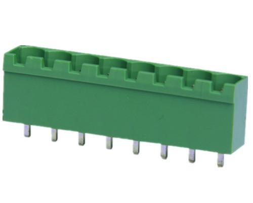 5.0/5.08/7.5/7.62mm pluggable terminal block