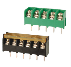 6.35mm barrier terminal block