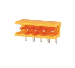 right angle male pluggable terminal blocks