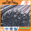 Y (shape) fence post