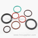 Rubber O-Ring Good Corrosion Resistance Aflas O-Ring