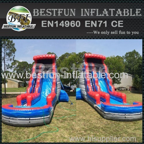 adult wave inflatable slide for sale