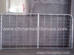 HOT-DIPPED GALVANIZED TEMPORARY FENCE FOR FARMING