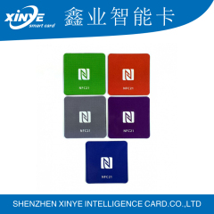 F08 NFCステッカー/ NFCラベル